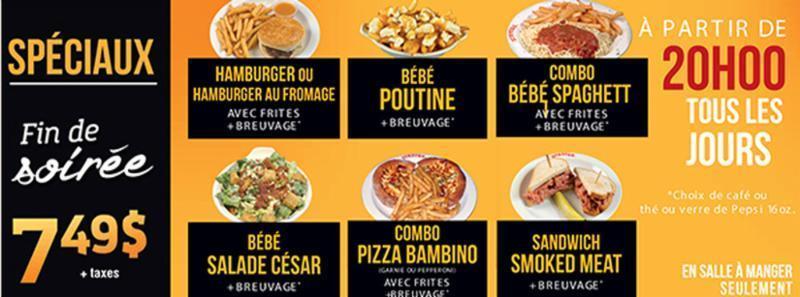 Stratos Pizzeria à Trois-Rivières
