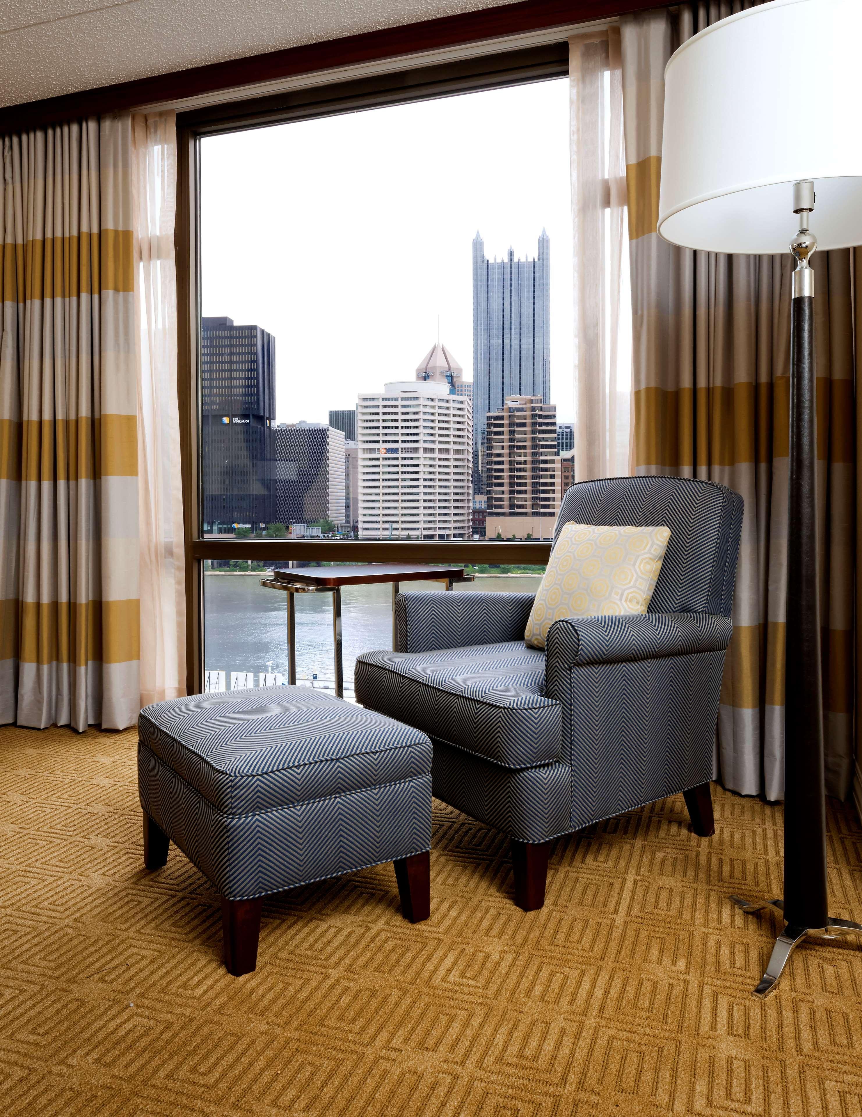 Sheraton Pittsburgh Hotel at Station Square image 7