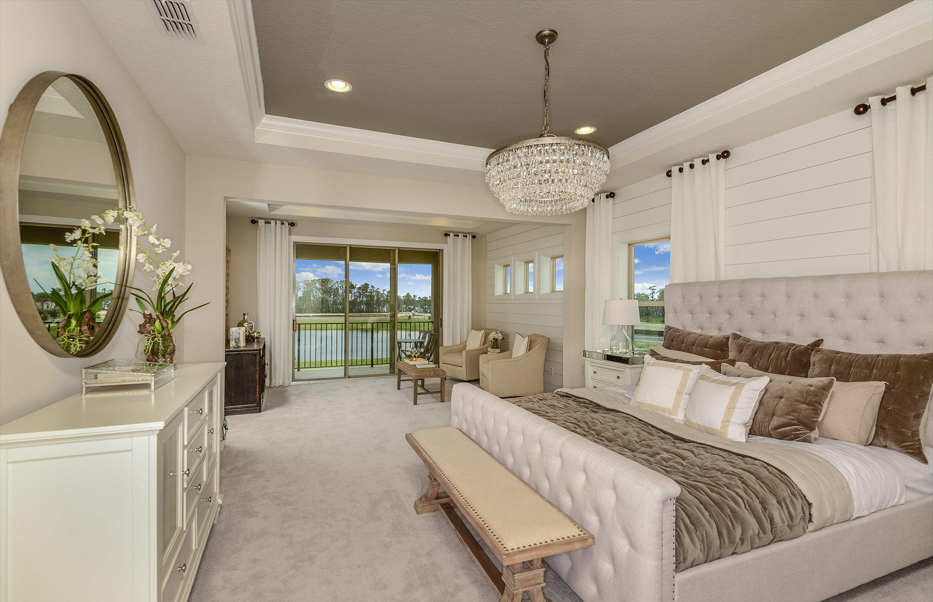 Estates at Lake Pickett by Pulte Homes image 2