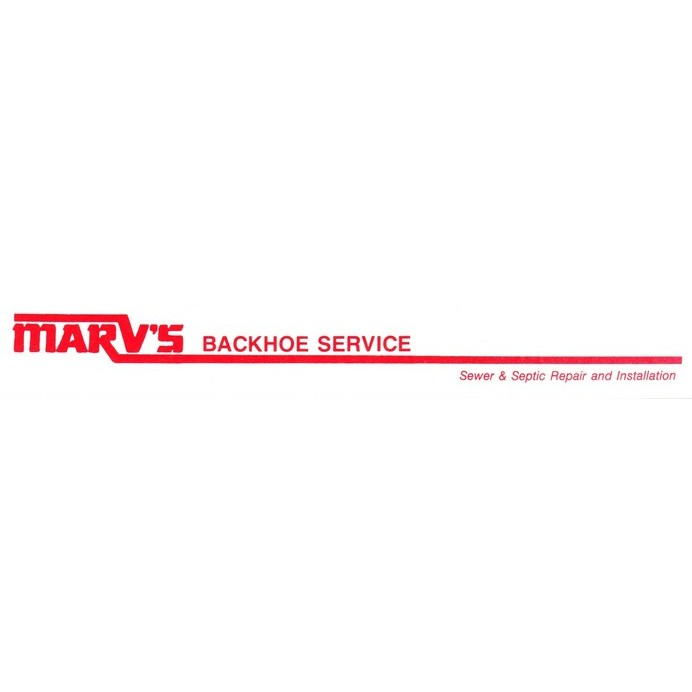 Marv's Backhoe Services