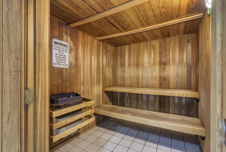 Best Western Peace Arch Inn in Surrey: Sauna