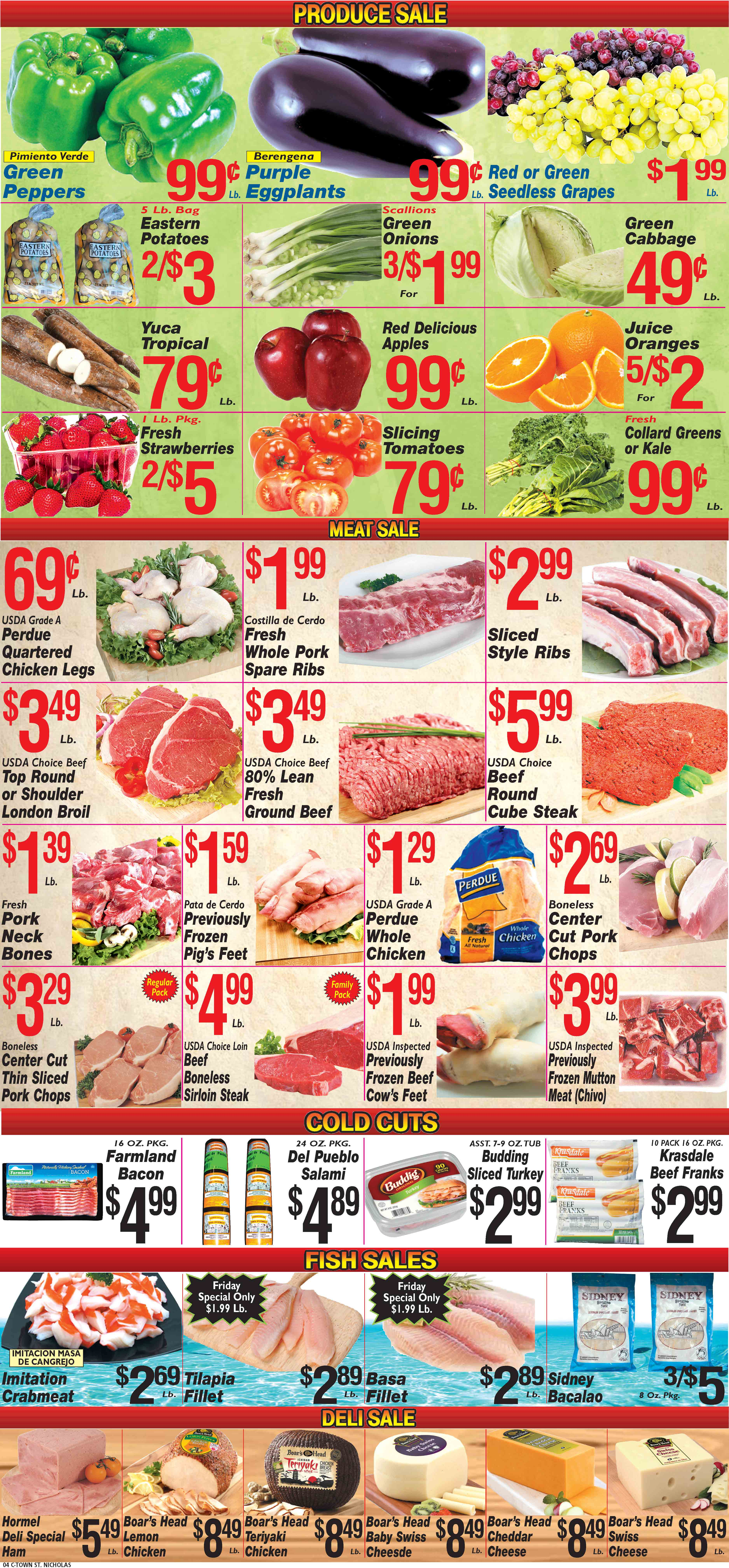 C-Town Supermarket image 3