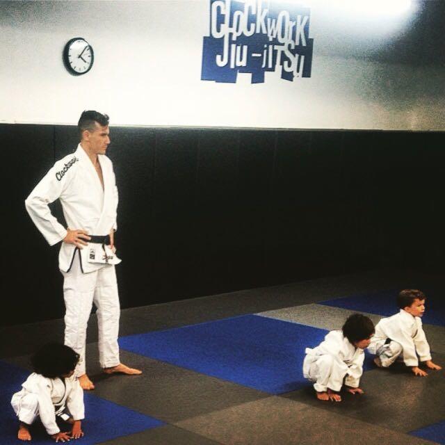 Clockwork Jiu Jitsu