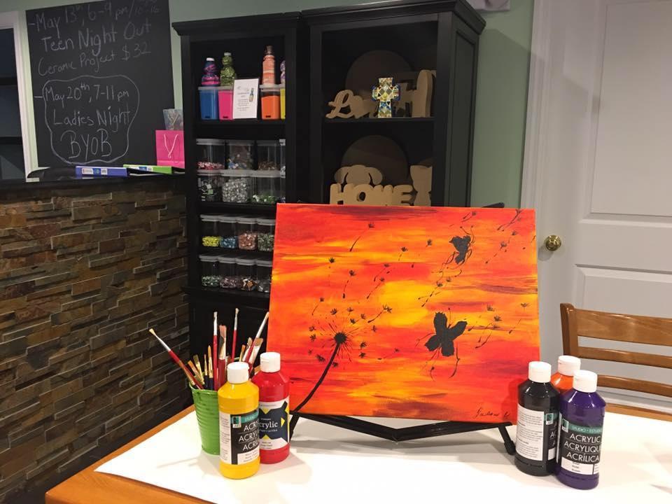 Arts & Creations Pottery Studio
