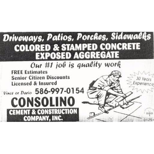 Consolino Cement Inc.