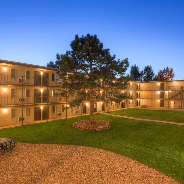 Apartments In Aurora Co: Park Place 10785 East Exposition Avenue Aurora, CO