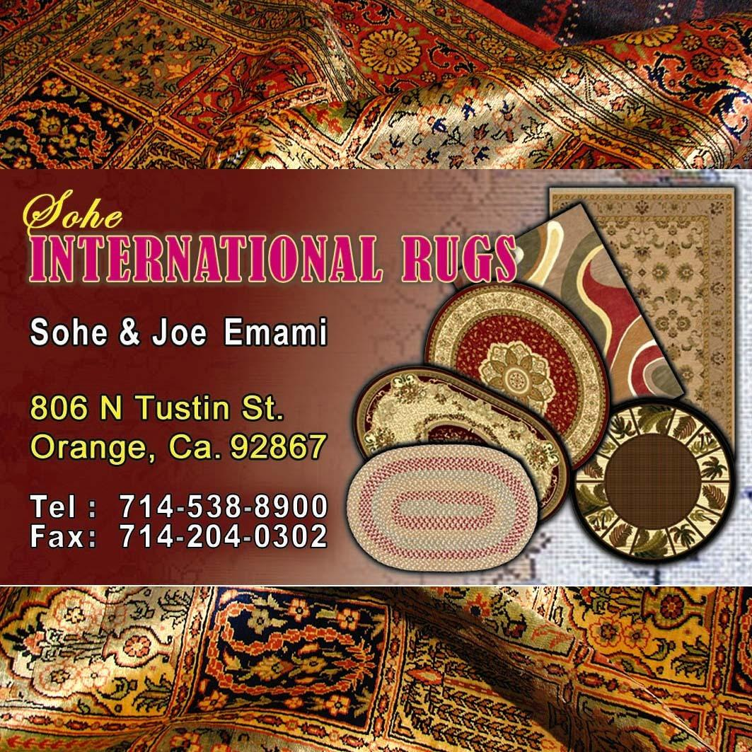 Sohe International Rugs