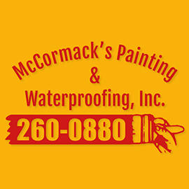 McCormack's Painting & Waterproofing, Inc.