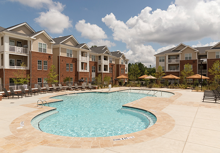 Clairmont at Perry Creek Apartments image 0
