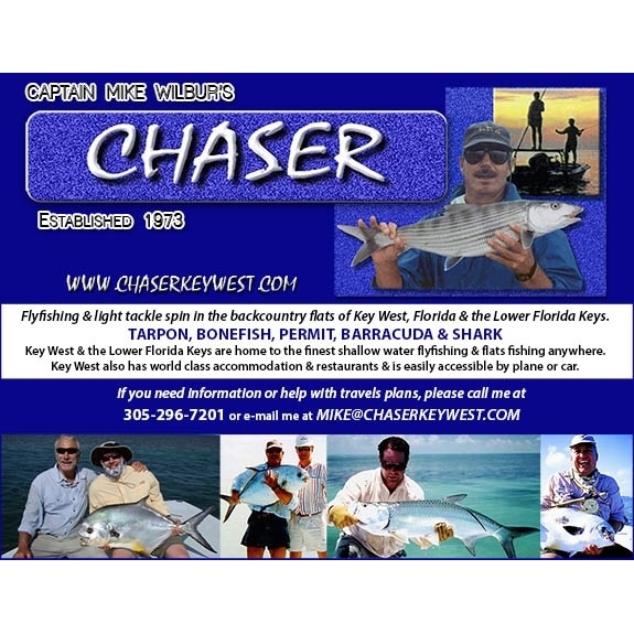 Capt.Mike Wilbur's Chaser Key West Fishing
