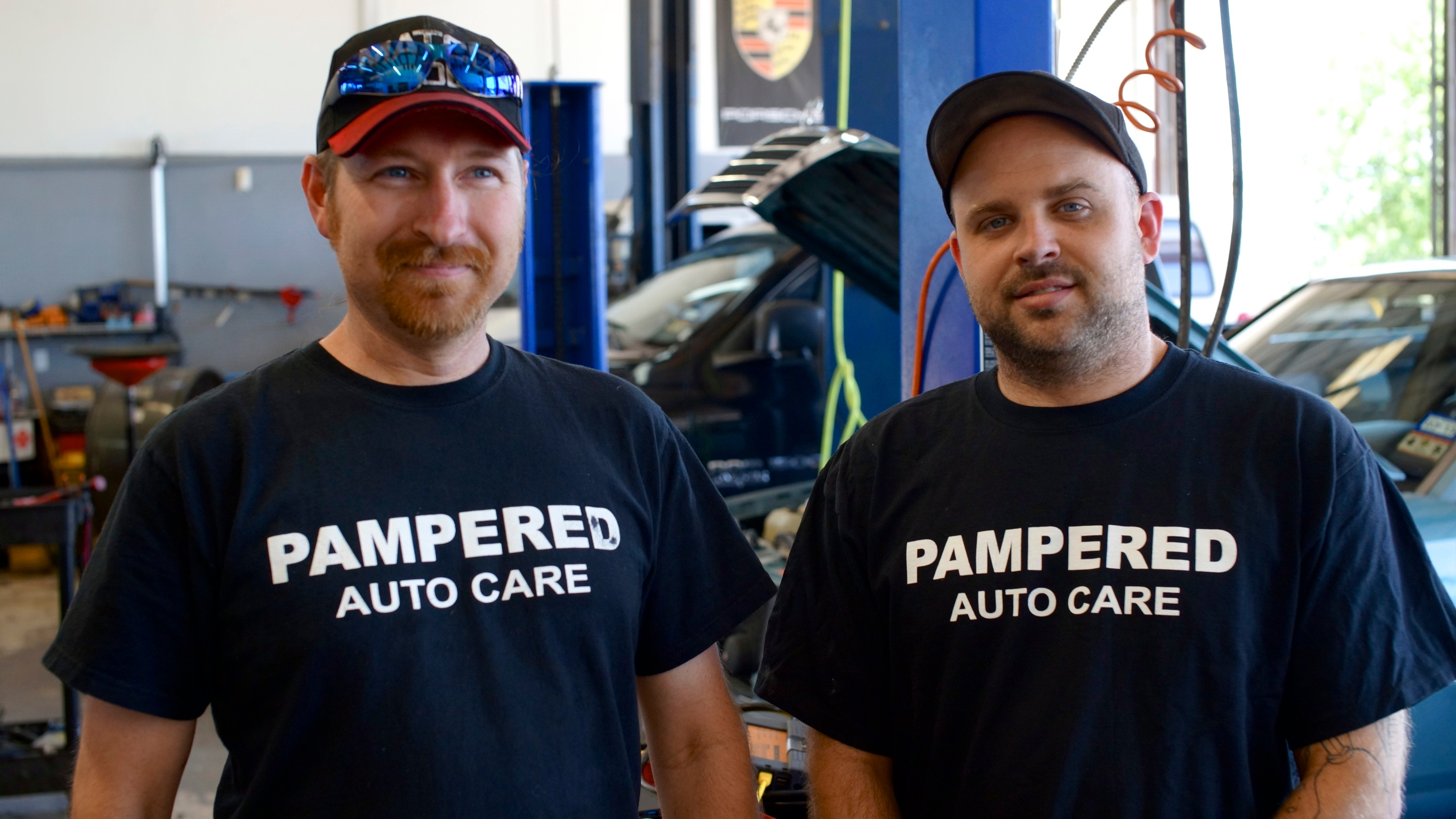 Pampered Auto Care - ad image