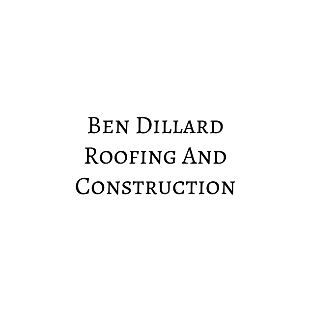 Ben Dillard Roofing And Construction - Paris, TX 75460 - (903)715-0048 | ShowMeLocal.com