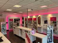Interior photo of T-Mobile Store at Milwaukee, Boise, ID