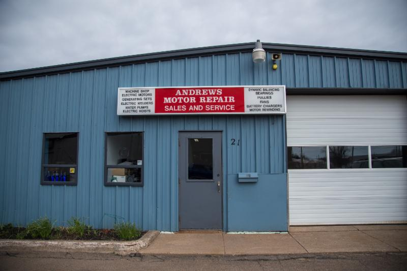 Andrews Motor Repair in Charlottetown