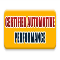 Certified Automotive & Performance - Punta Gorda, FL 33950 - (941)999-7872   ShowMeLocal.com