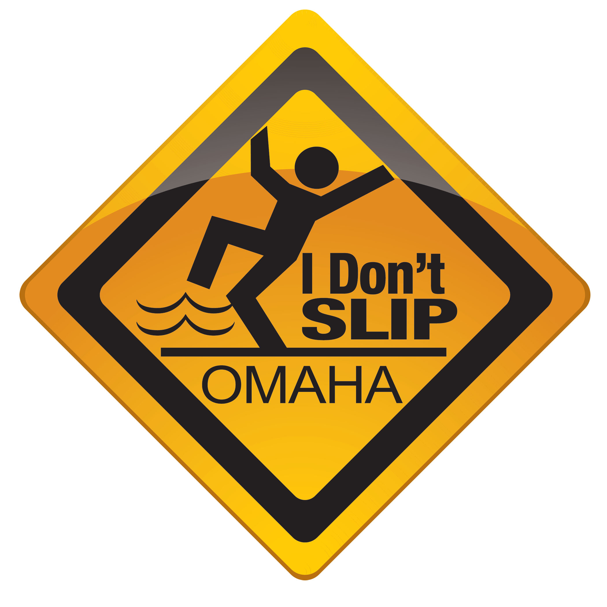I Don't Slip Omaha image 14