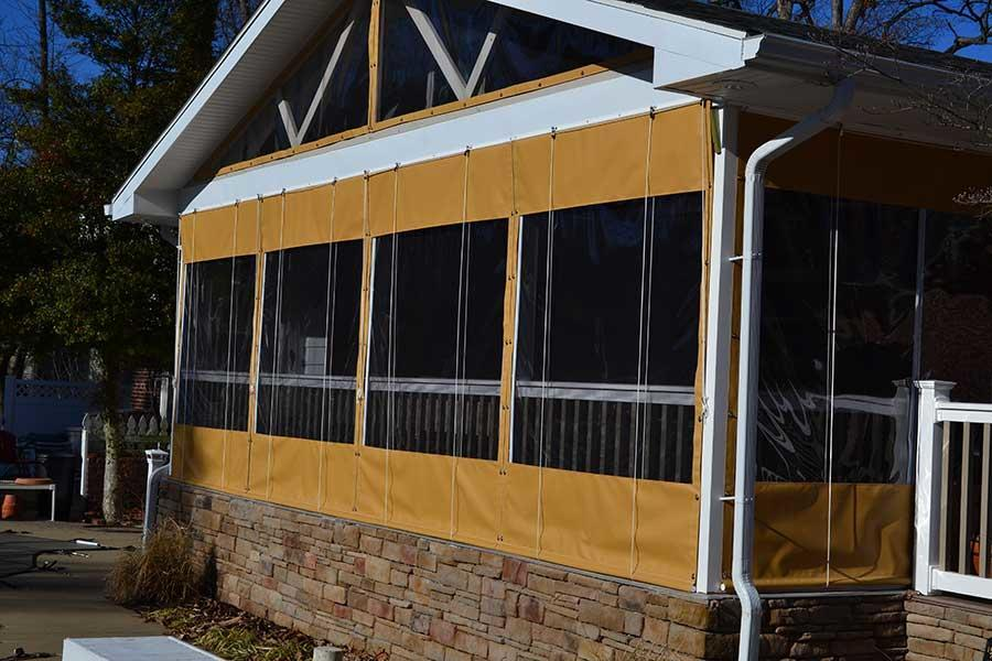 Porch Protection Systems image 1