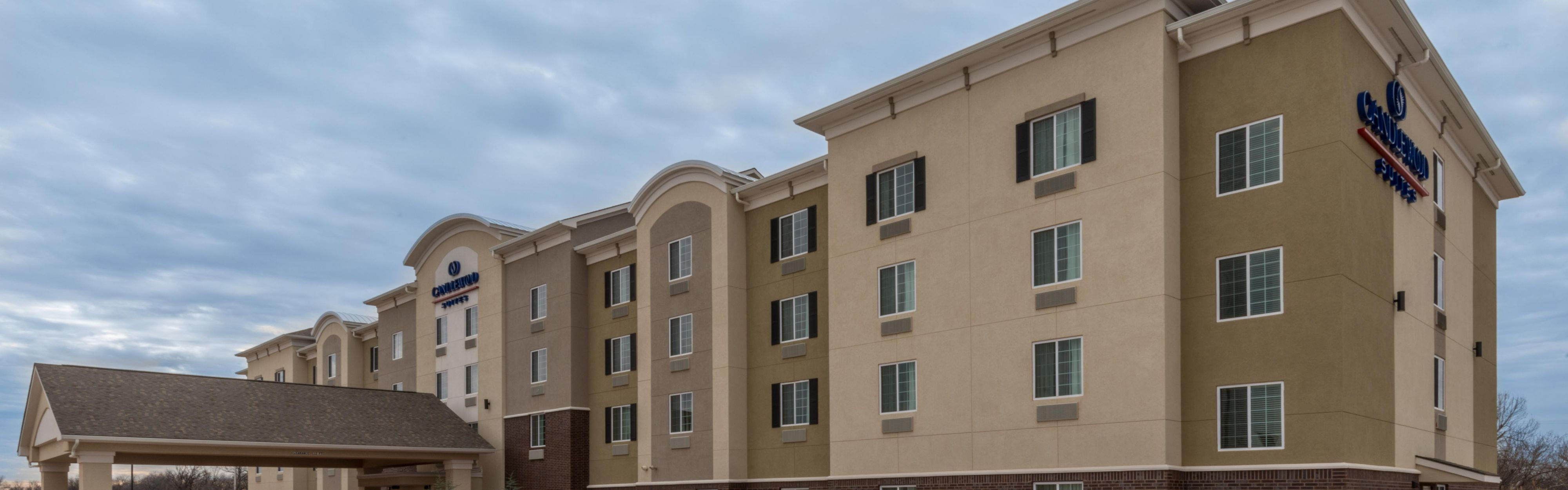 Candlewood Suites Midwest City image 0