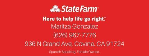 Maritza Gonzalez - State Farm Insurance Agent