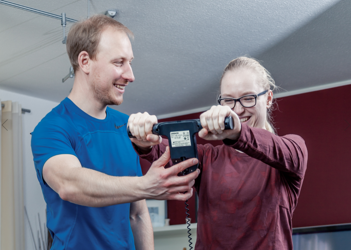 Philipp Kemper Personal Training Düsseldorf