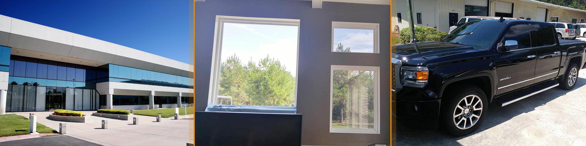 Solar Shade Window Tint image 0