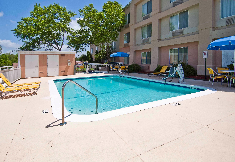 Fairfield Inn & Suites by Marriott Jackson Airport image 0