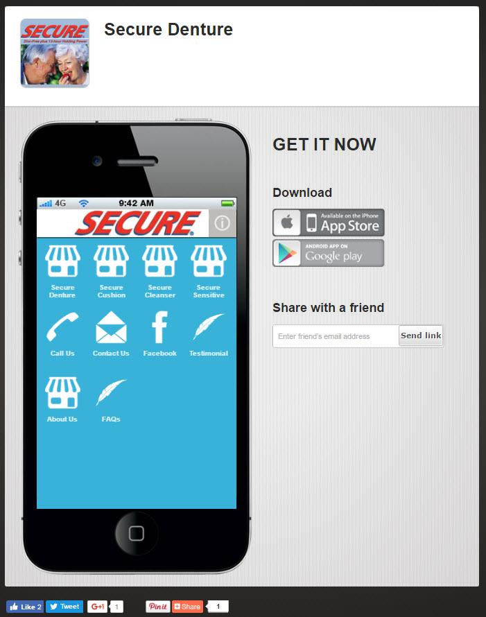 Secure Denture image 2