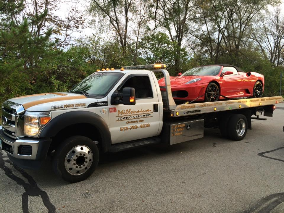 Millennium Towing & Recovery image 10