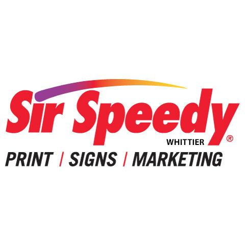 Sir Speedy Whittier