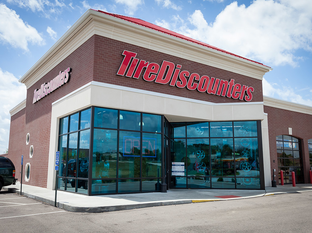 Tire Discounters image 0