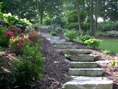 The noll landscape group in fishers in 46038 citysearch for Professional landscaping ideas