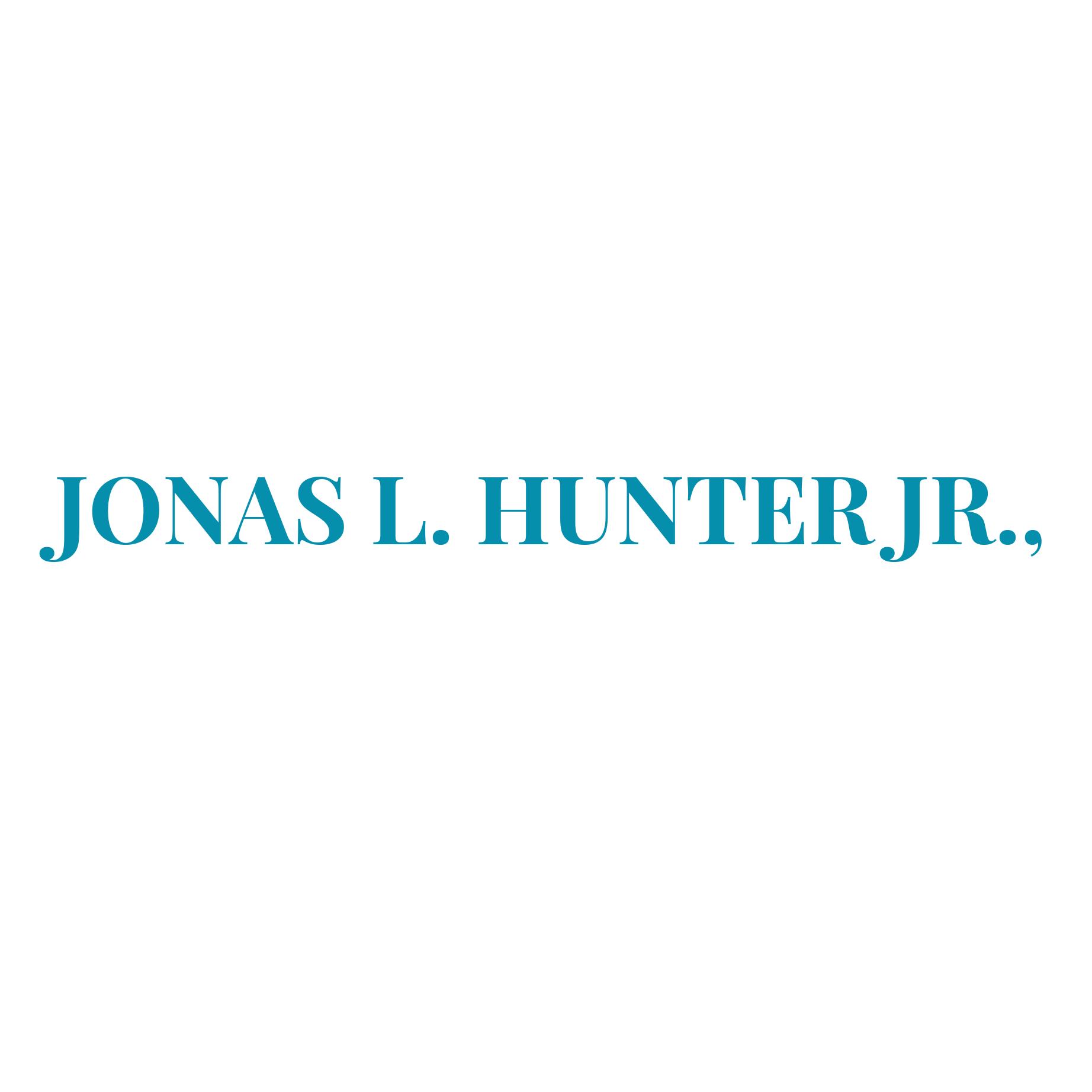 Jonas L. Hunter Jr., Attorney At Law