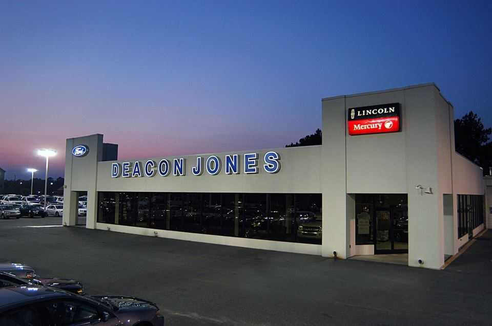 Deacon Jones Ford-Lincoln, Incorporated image 0