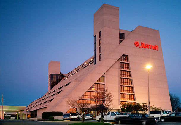Marriott Hotel In Downtown Knoxville Tn