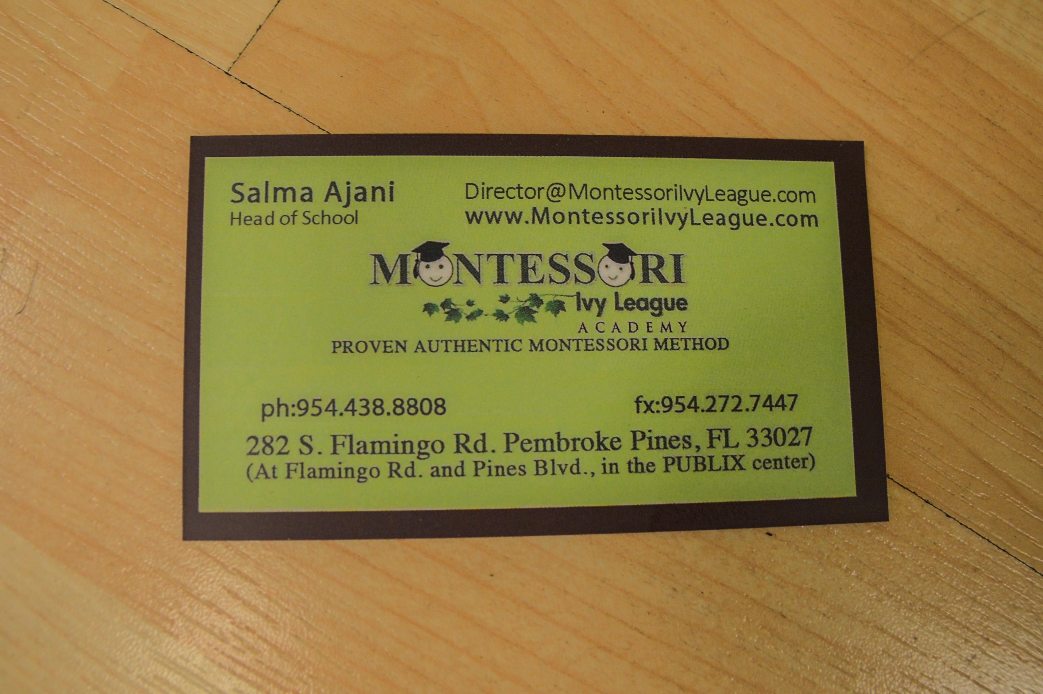 Montessori Ivy League Academy image 4