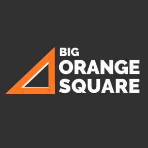 Big Orange Square image 1