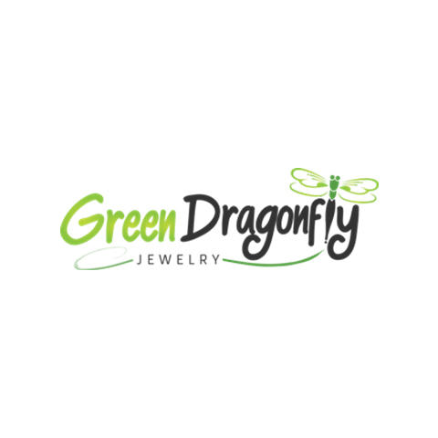 Green Dragonfly Jewelry