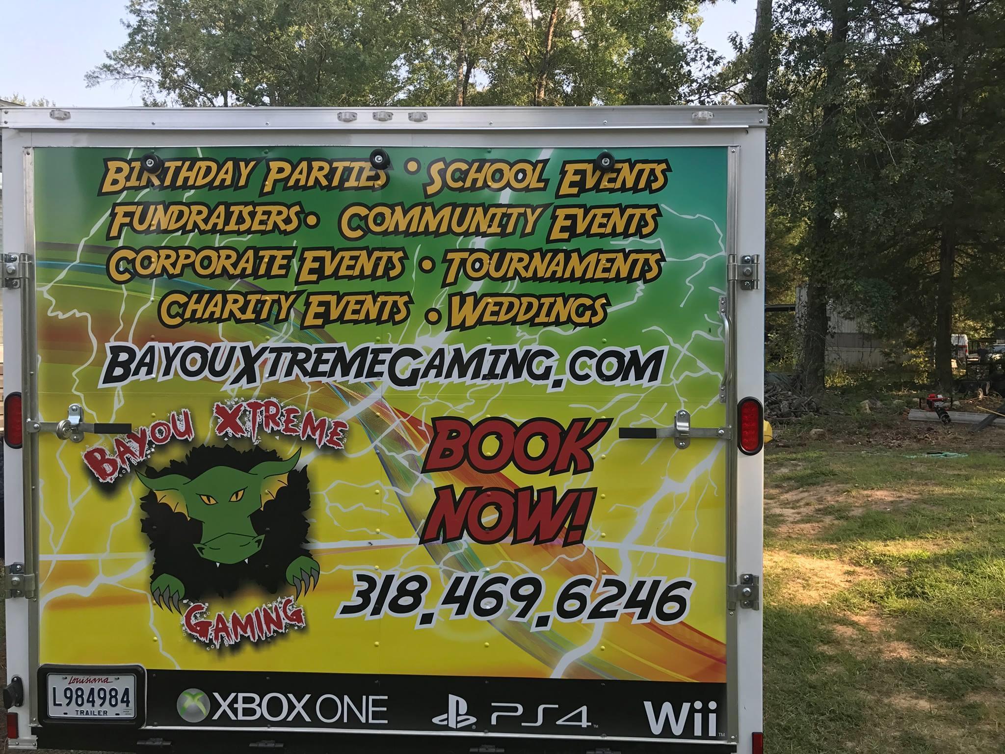 Bayou Xtreme Gaming L.L.C. image 0