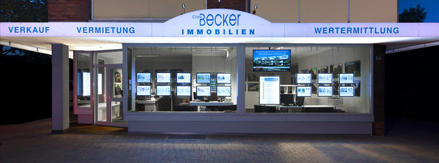 Dirk Becker Immobilien in Meerbusch