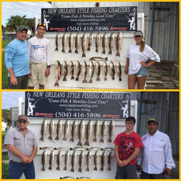 New Orleans Style Fishing Charters LLC image 38