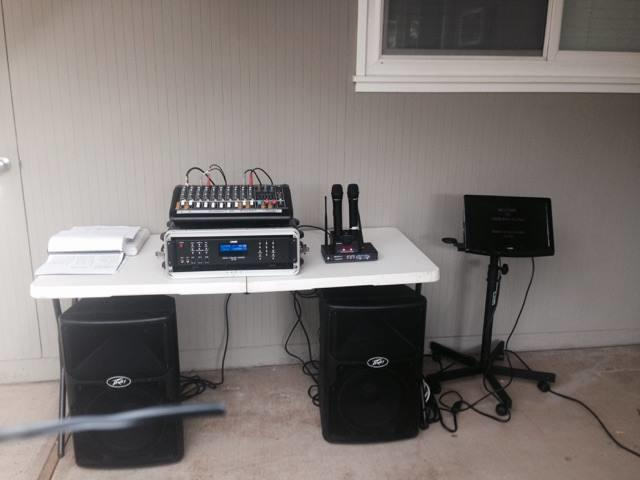 A Karaoke DJ Rental image 5