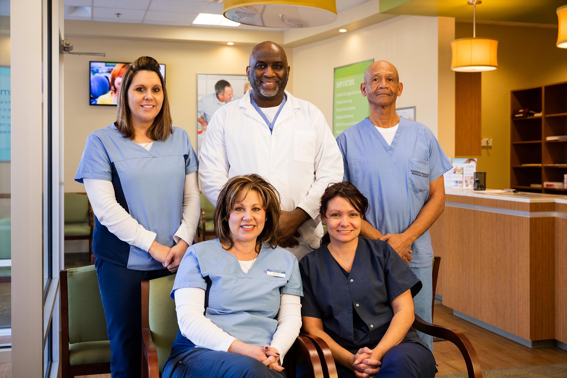 Affordable Dentures & Implants image 1