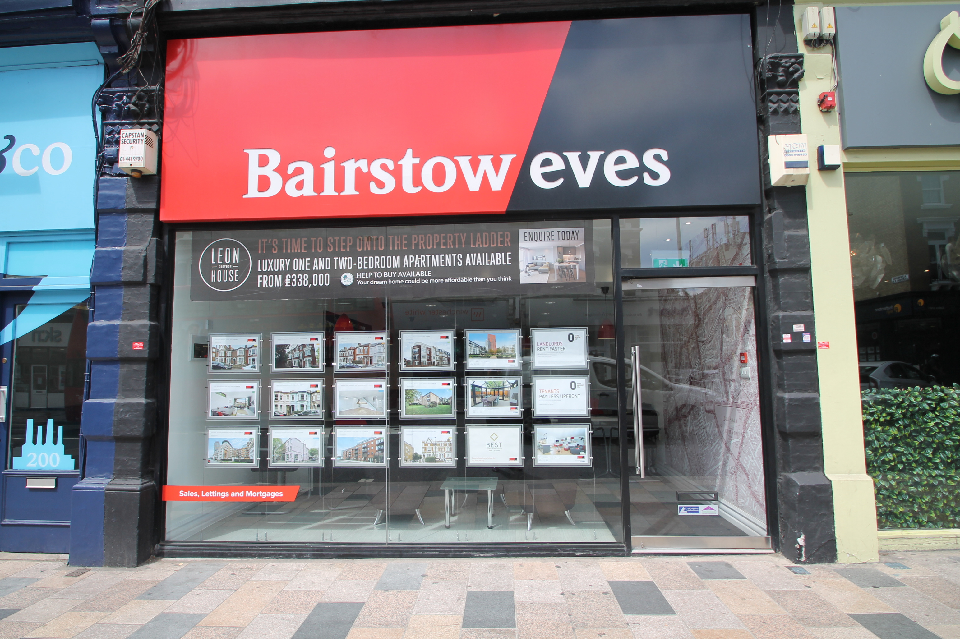 Bairstow Eves Estate Agents Battersea