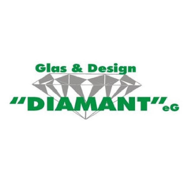 Logo von Glas & Design Diamant eG Glaserei