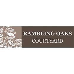 Rambling Oaks Courtyard