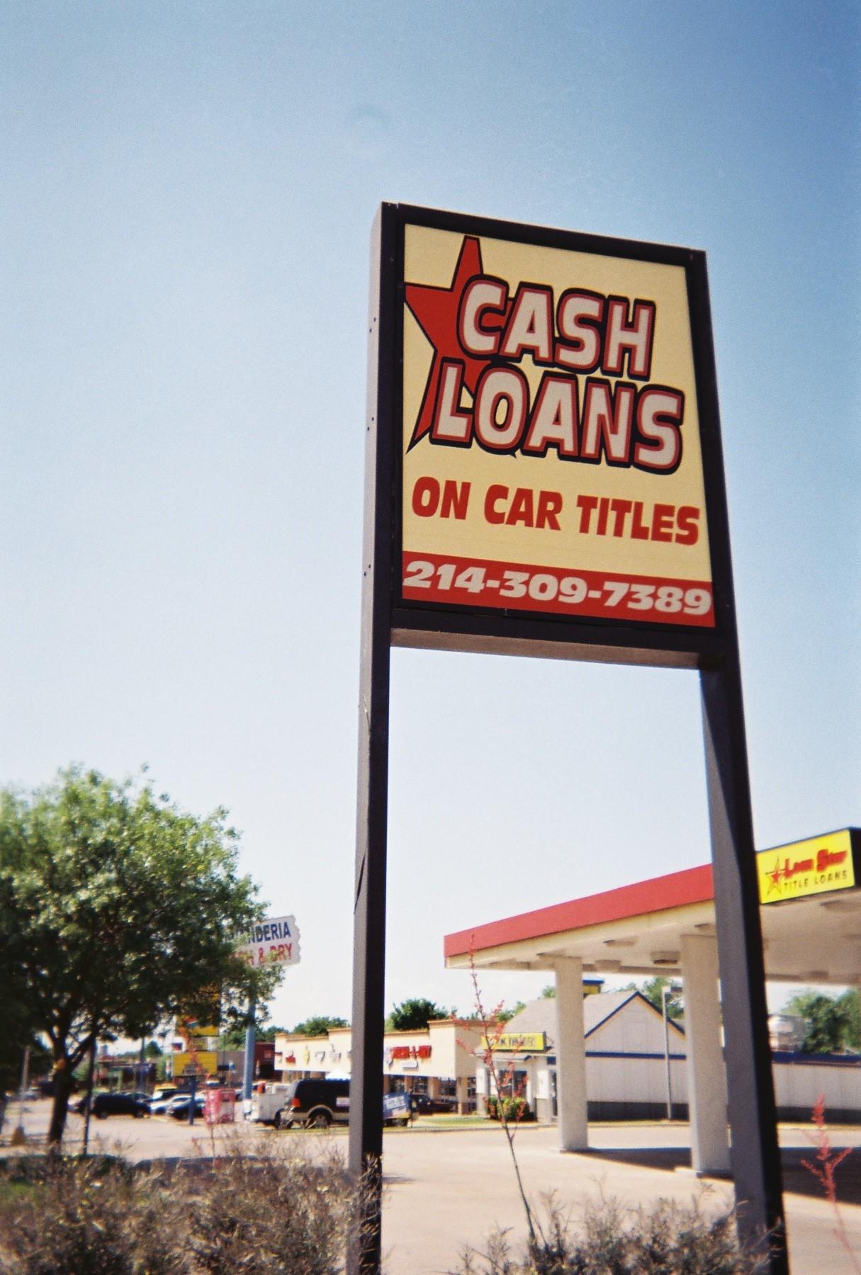 Texas Car Title Payday Loan Services Inc Dallas Tx