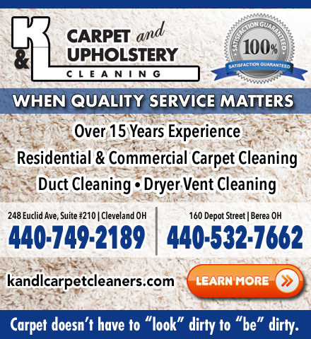 K Amp L Carpet And Upholstery Cleaning Reviews 248 Euclid