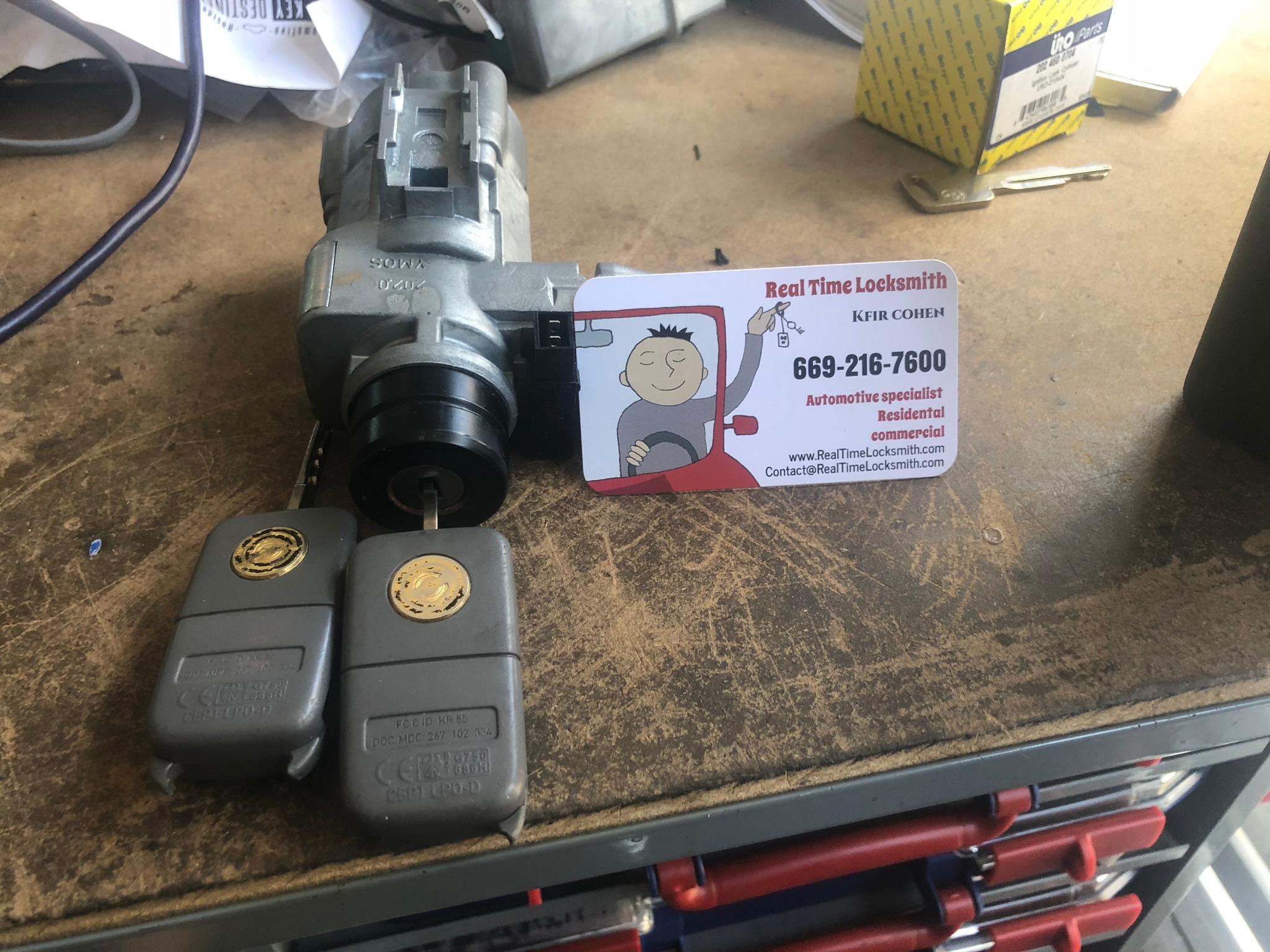 Real Time Locksmith San Jose