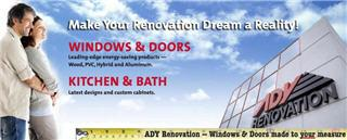 Ady Rénovation Inc à Pierrefonds