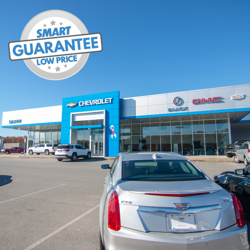 Smart Chevrolet Cadillac Buick Gmc 3 Smart Dr White Hall Ar Auto Repair Mapquest